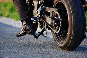 Der Motorradführerschein steht beim Stufenführerschein an oberster Stelle.