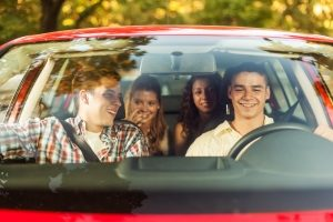 In der Probezeit muss besonders auf die Verkehrsregeln geachtet werden.