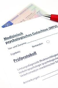 Die Anerkennung einer MPU aus dem Ausland ist in Deutschland eher unüblich.