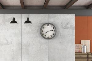 Bei einem Bußgeldbescheid hängt die Dauer der Zustellung vom Verwaltungsaufwand der Behörde ab.