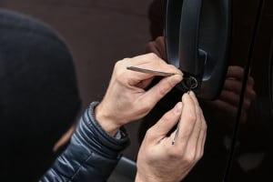 Beim Autodiebstahl kann ein GPS helfen, den Aufenthaltsort des gestohlenen Pkw zu ermitteln.