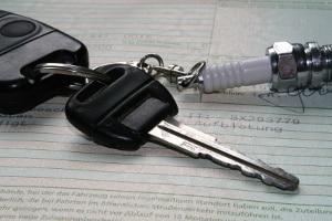Keyless-Systeme können einen Autodiebstahl begünstigen.