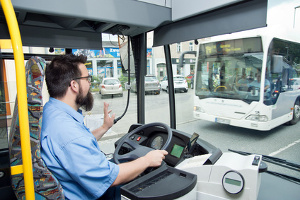 Der P-Schein ist nicht mit einem Busführerschein der Klassen D oder DE zu verwechseln.