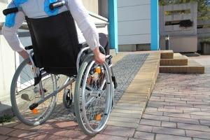 Ein behindertengerechter Autoumbau verhilft Menschen mit Handicap zu Mobilität.