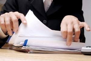 Auch der Zeugenfragebogen kann Teil vom Bußgeldverfahren sein.