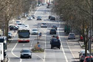 Im Verkehrsrecht werden Bußgelder vom Bußgeldkatalog geregelt