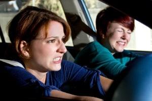 Ein selbstverschuldeter Unfall in der Probezeit zieht meist eine Verlängerung nach sich.