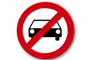 Wann Sie das Fahrverbot antreten müssen, kommt darauf an, ob Sie Erst- oder Wiederholungstäter sind.