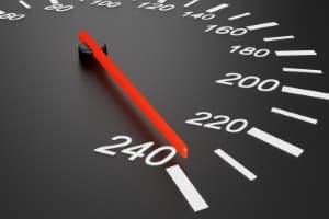 Ab wie viel Punkten oder km/h ist der Führerschein weg?