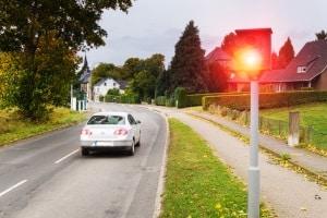 Probezeit: Ist der Führerschein, wenn Sie geblitzt werden, weg?