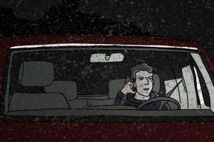 Erhöhte Strafe: Erwischt der Blitzer Sie mit dem Handy am Ohr, liegen zwei Verstöße gleichzeitig vor.