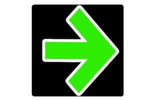 § 37 StVO: Grüner Pfeil und Grünpfeil sind dort geregelt.