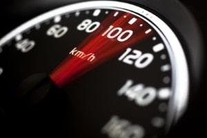 Punktetabelle in Flensburg: Geschwindigkeit, Abstand und Vorfahrt betreffende Verstöße sind besonders häufig.