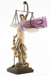 Es gibt einen Unterschied zwischen Geldstrafe und Geldbuße.