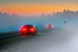 Fahren mit & ohne Nebelscheinwerfer: Welche Strafe droht?