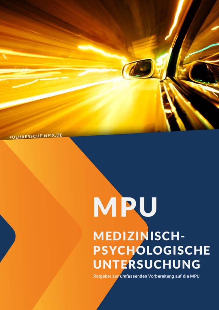 eBook zur medizinisch-psychologischen Untersuchung