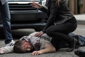 Eine Geschwindigkeitsübertretung kann schwerwiegende Unfälle verursachen.