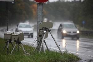 Radaranlagen sollen an Unfallschwerpunkten aufgestellt werden.