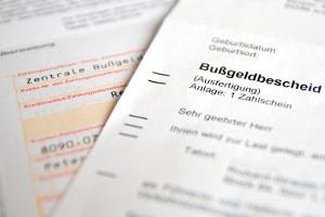 Geldstrafe und Geldbuße sind voneinander zu unterscheiden.