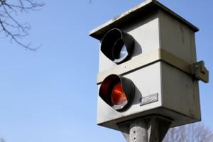 Die stationäre Geschwindigkeitsüberwachung wird in Deutschland häufig eingesetzt.