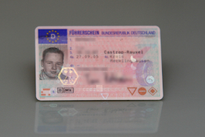 Die Eintragung der Schlüsselzahl B196 ist eine Erweiterung des Führerscheins.