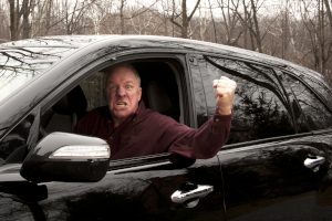 Ist eine Beleidigung im Straßenverkehr eine Straftat?